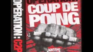 Opération Coup De Poing - Le Quartier Est Agité (remix) Ft. Yézi l