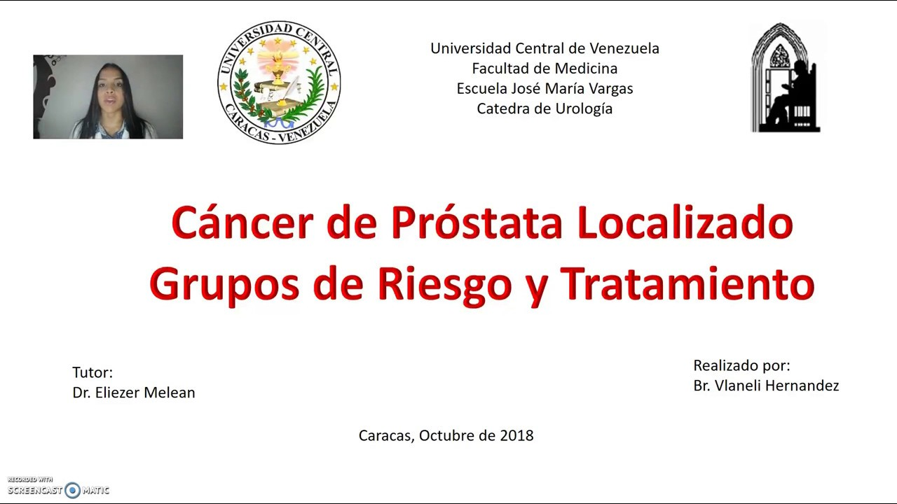 cancer de prostata grupo 4