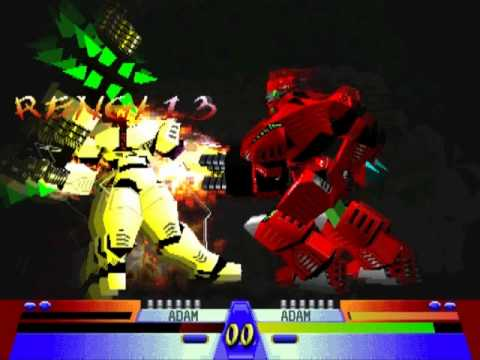 Battle Arena Toshinden 3 Tfg Review