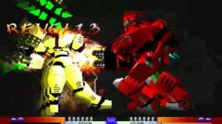 Battle Arena Toshinden 3 - All Supers and Secret Moves Exhibition