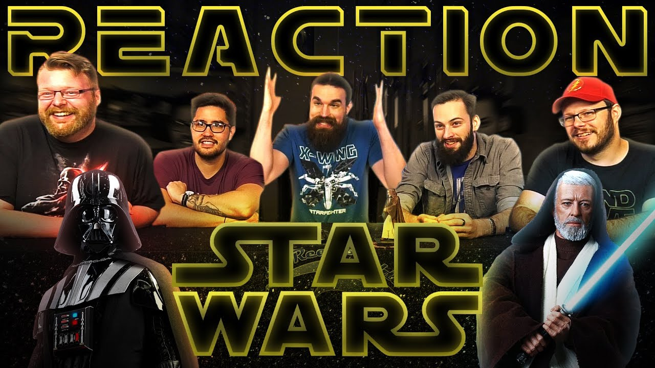 Star Wars SC 38 Reimagined REACTION!!