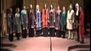 Kitka with Trio Kavkasia - Dzveli Kuchkhi Bedineri