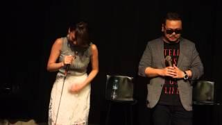 今後シズカ・RICE「I LOVE You」(クリスハート)、南船場CELL、15,06.07 thumbnail