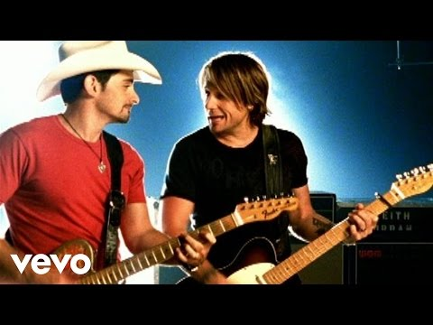 Mix - Brad Paisley - Start A Band