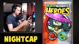 #88 Nightcap - NAJLEPSZY ! za 750 DIAMENTÓW  PvZ Heroes