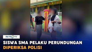 2 Siswi SMA Pelaku Perundungan di Bantaeng Diperiksa Polisi