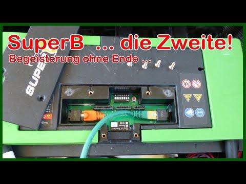 Lithium Batterie Super b ... die Zweite .... Begeisterung kennt keine Grenzen