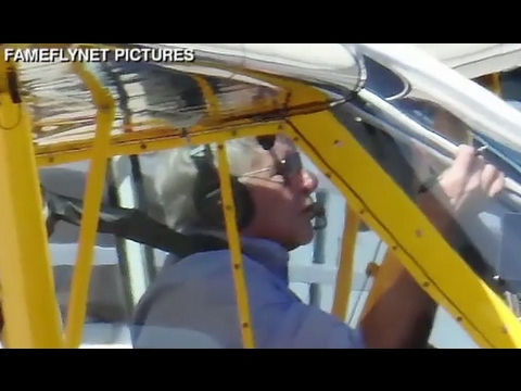 Harrison Ford Close Call in Passenger Jet?