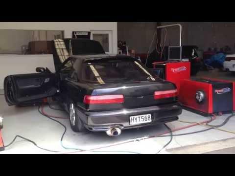 JDM Honda Integra Xsi DA6 - B18c turbo - dyno tune
