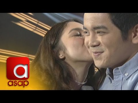 ASAP: Julia kisses Joshua!