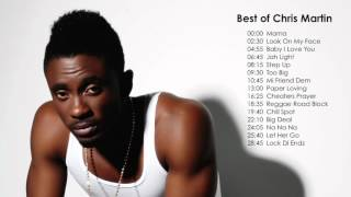 CHRISTOPHER MARTIN - BEST OF CHRIS MARTIN mixed by Josh