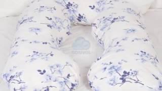 Анатомическая подушка для беременных Sonvol обзор