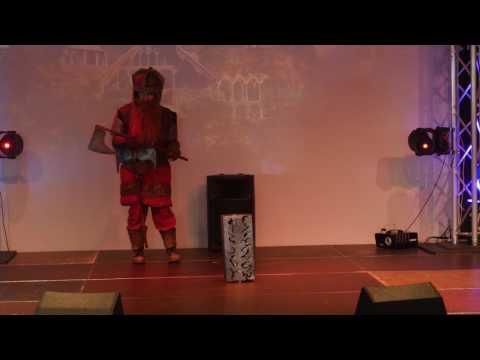 related image - Japan Party 2017 - Cosplay Dimanche - 03 - Le Seigneur des Anneaux - Gimli