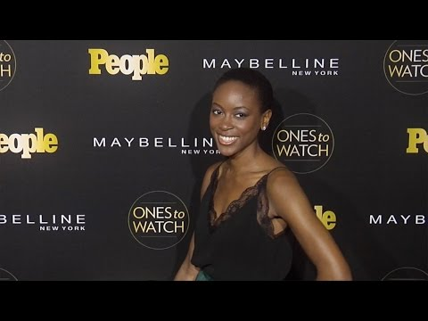 Tracy Ifeachor attends People's 2016