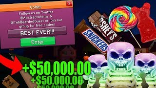 *NEW* BEST TRICK OR TREATING SIMULATOR CODES 2018 (New Quest Update)| Roblox