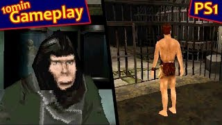 Planet of the Apes ... (PS1)