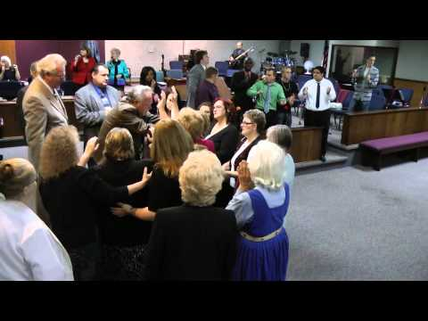 Testimony, It's all over me, Altar Service,