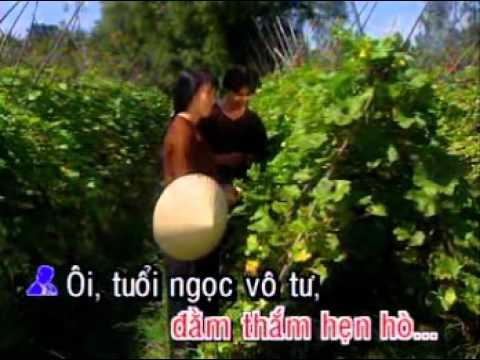 karaoke tanco Goi Nho Que Huong- ca voi 545.wmv