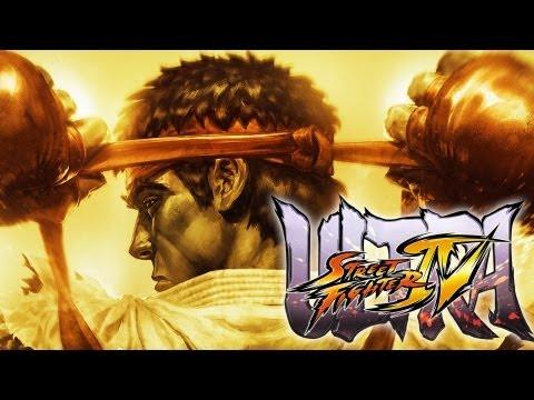 Ultra Street Fighter IV - Reveal trailer