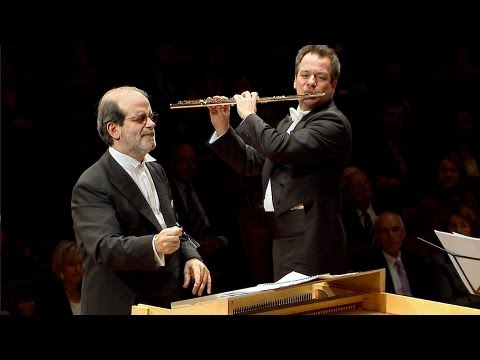 "Vivaldi: Flute Concerto ""La notte"" / Pahud · Marcon · Berliner Philharmoniker"