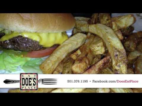 Doe's Eat Place Little Rock | Restaurants In Little Rock