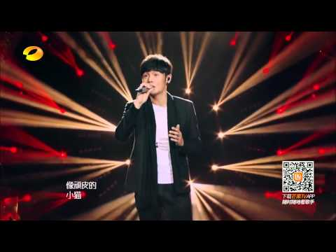 I Am A Singer 我是歌手 Li Ronghao 李榮浩 Model 模特 720P HD