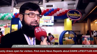 GOODBye Chemicals Lahore : Anti Cockroach Gel : Insecticides : Dawn LifeStyle Expo 2018