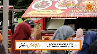 Jom serbu Food truck Mat Rock AYam Goreng Kunyit !! --------------------------------------------------------------- Kpd owner produk / servis jom promote produk korang ...