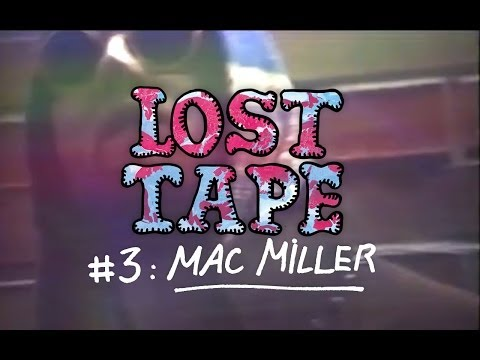 "MAC MILLER - ""Larry"" freestyle / LOST TAPE #3"