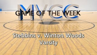 MVCC Game of the Week: Stebbins V. Winton Woods Varsity