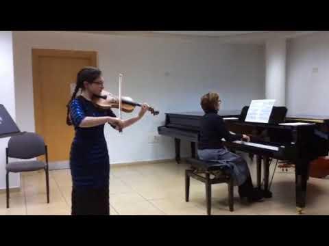 Haydn Violin Concerto , 1st movement