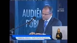 Audiência pública - Código Florestal (5/23)