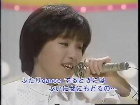 酒井法子 男のコになりたい モモコクラブ 19870215