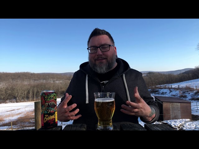 Massive Beer Reviews 2035 Iron Hill Brewery The Cannibal Belgian Pale Ale