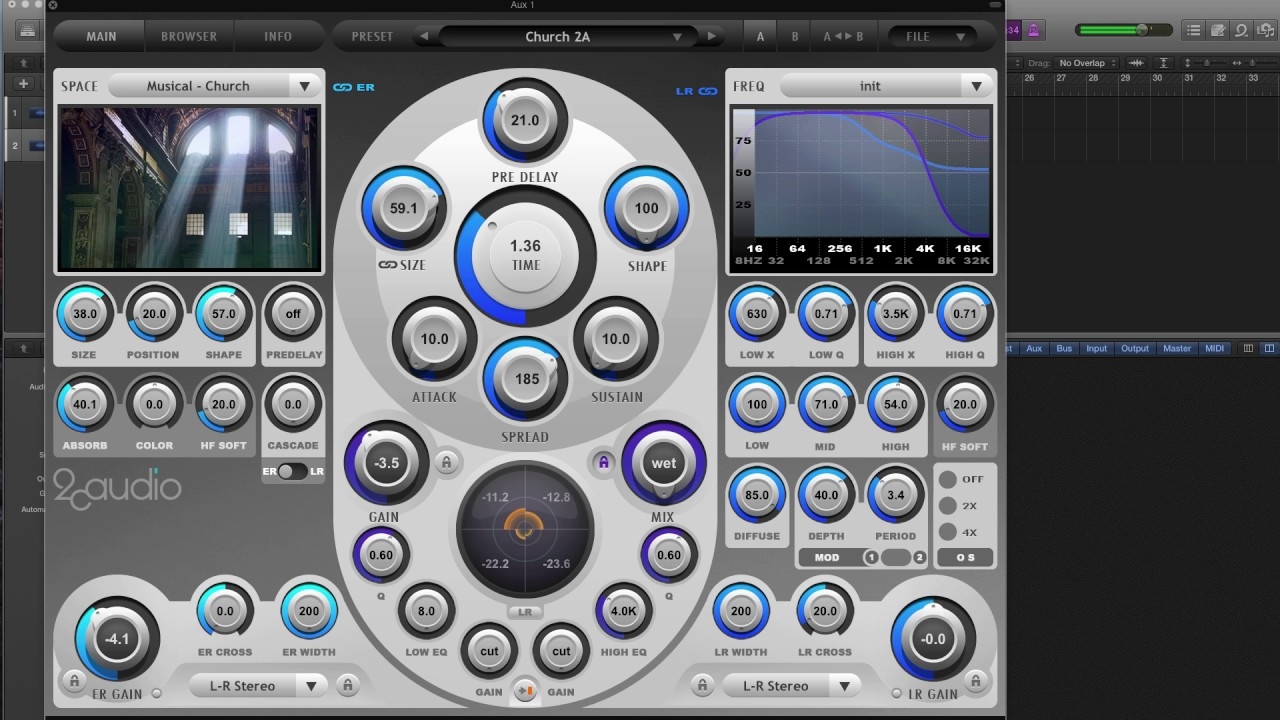 2C Audio Aether VST Free Download