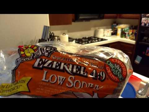 Low Sodium No Sugar Healthy Bread