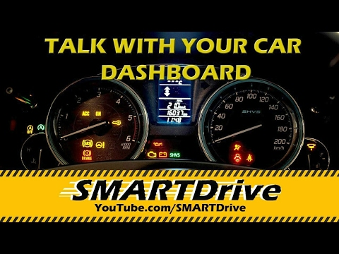 Suzuki Ciaz Dashboard Warning Lights SMARTDrive Ep YouTube - Car signs on dashboardcar talk decoding your car dashboard warning lights banggood