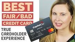 Capital One Platinum Review 2019 Rebuild Credit Score