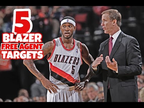 Five Free Agent Targets for the Portland Trail Blazers
