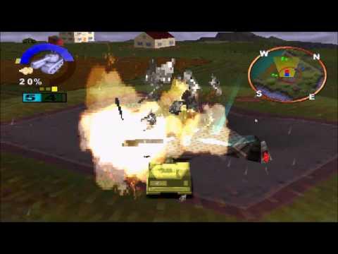 [PCSXR] Wargames : Defcon 1 - Norad Mission 2