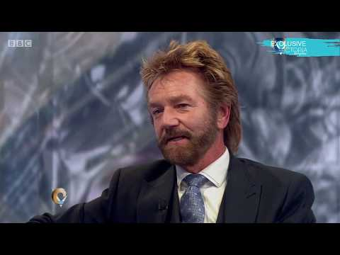 Noel Edmonds on Victoria Derbyshire (13/3/18)
