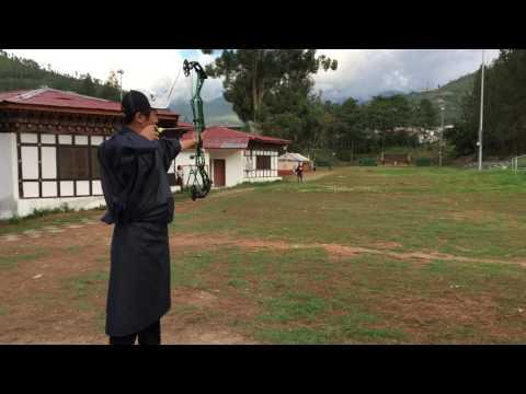 Bhutan's national sport is archery.