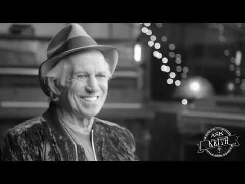 Ask Keith Richards: What is the difference between writing on piano vs. guitar?