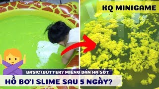 BIG POOL OF SLIME?
