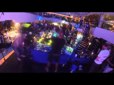 Shiny Disco Balls - Scotty Boy feat Sue Cho LIVE ON THE GROOVE CRUISE