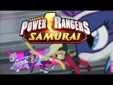 Power Rangers Samurai . PMV