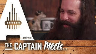 The Captain Meets John Petrucci