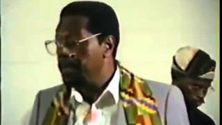 Dr. Amos Wilson Falsification of Afrikan Consciousness