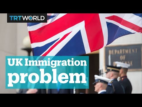 UK Immigration Problem