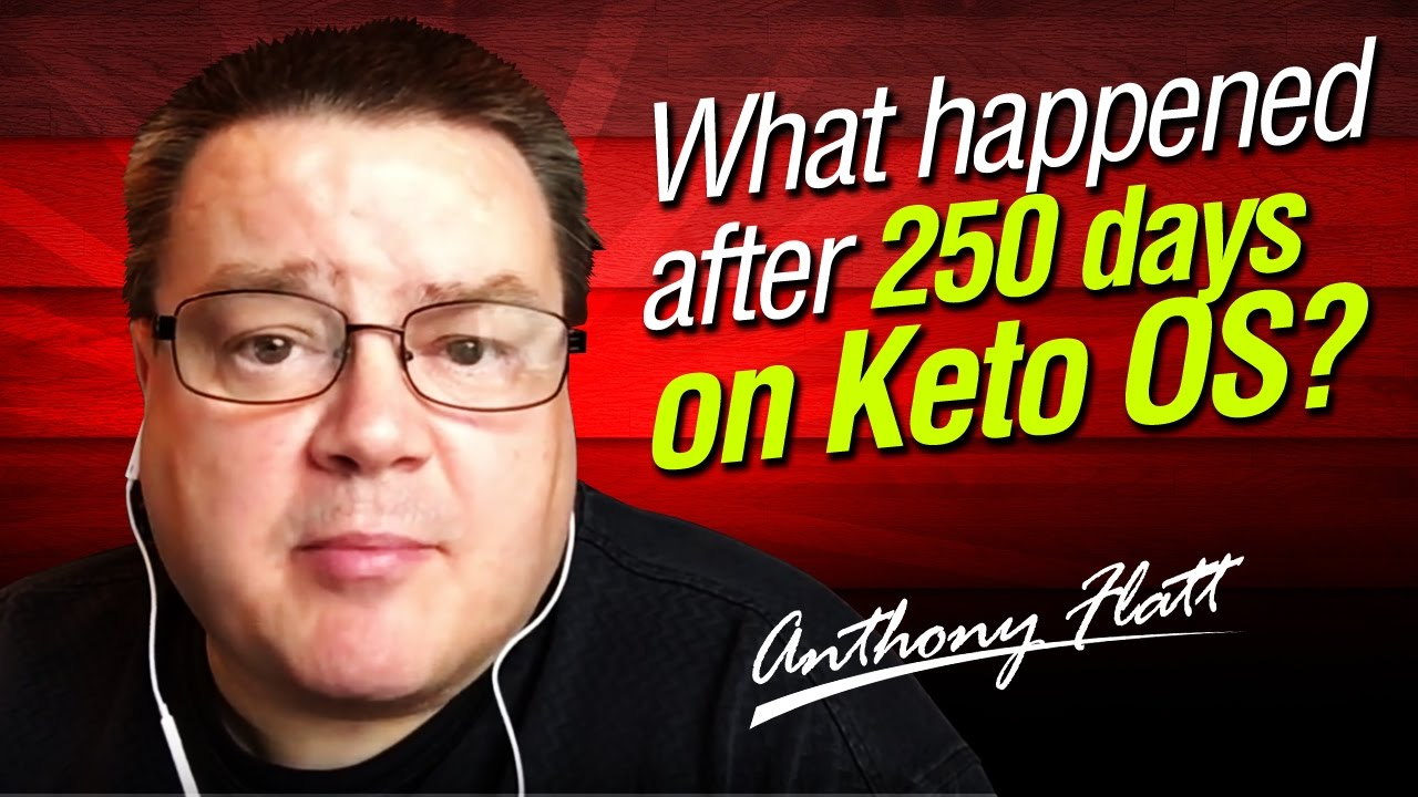 Pruvit What happened after 250 days on Keto OS? Pruvit weight loss ketogenic low carb diet ...